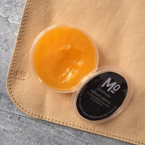 Sustainable leather grease